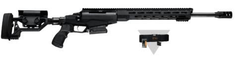 Tikka T3X Tactical A1 .308WIn Complete Package