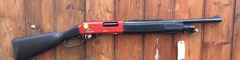 """Adler A110 20"""" Rockstar 12Gauge Lever Action Shotgun"""