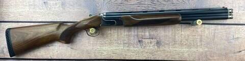 "Akkar Churchill 12Ga Under & Over 20"" Shotgun"