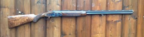 As New Webley & Scott 3020 20ga shotgun
