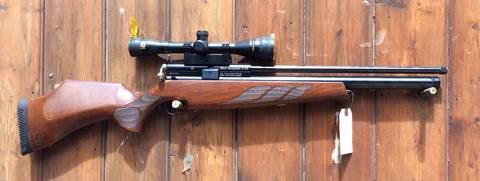 BSA Scorpion T-10 .177Air Air Rifle