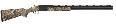 "Bettinsoli Camo Cerakote 12Ga 30"" Under & Over Shotgun"