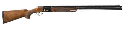 "Bettinsoli Evo Black 12Ga Sporter 30"" Under & Over Shotgun"