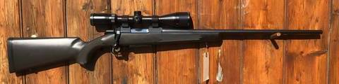 Browning A-Bolt II .223Rem Scoped Bolt Action RIfle