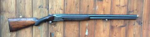 Browning B25 A Grade 12Gauge Under & Over Shotgun