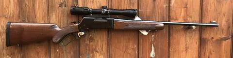Browning BLR .308win Lever Action Rifle