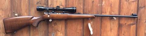 CZ 452-2E .22LR Rifle