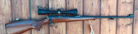 CZ 452-2E .22LR Rimfire Rifle