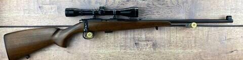 CZ 513 Farmer .22LR Bolt Action Rifle