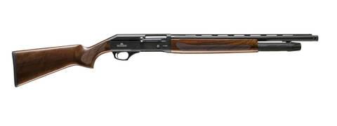 "Dickinson T1000 NEW 6 SHOT 20""/28"" Wood Combo 12Ga Straight Pull"