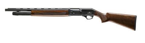 "Dickinson T1000 NEW 6 SHOT Left Hand 20"" Wood 12Ga Straight Pull"