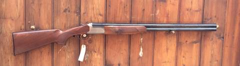 Fabarm Alpha 12Gauge Under & Over Shotgun
