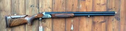Fabarm Max Luxus 12Ga Under & Over Shotgun