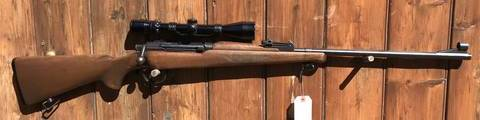 Lithgow SMLE Conversion .22 hornet