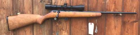 Marlin 25N .22LR Rifle 3-9x40 scope