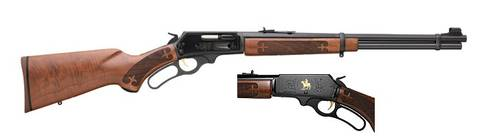 Marlin 336C Limited Edition 30-30Win Lever Action Rifle