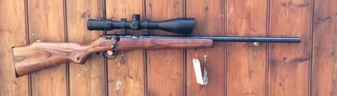 Marlin XT-17VR .17HMR Scoped Bolt Action Rifle