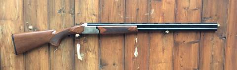 Pardus ES 12Gauge Under & Over Shotgun