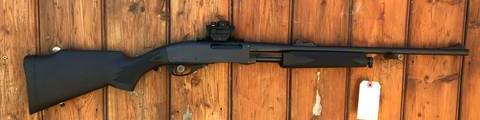 REMINGTON 7600 .308WIN SYN BLUED PUMP ACTION