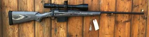 Remington 700 ADL .300WinMag Scoped Bolt Action Rifle