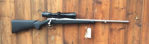 Remington 700 SPSS .300WSM Scoped Rifle
