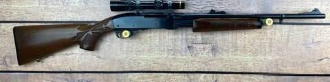 Remington 7600 Carbine .30-06Sprg Pump Action Rifle