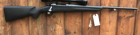 Remington 783 22-250Rem Scoped Rifle