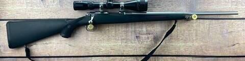 Ruger 77/22 .22LR Scoped Rifle