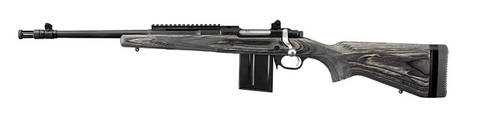 "Ruger 77 Gunsite Scout 16.5"" 308Win Left Handed Rifle"