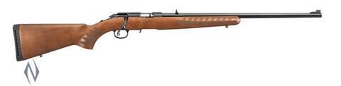 Ruger American Rimfire .22LR Wood/Blued Rifle