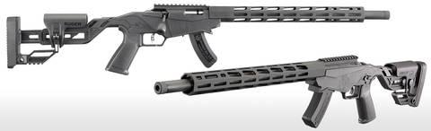 Ruger Precision Rimfire .22LR Bolt Action Rifle