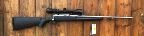 Savage Axis .30-06Sprg Scoped Bolt Action Rifle