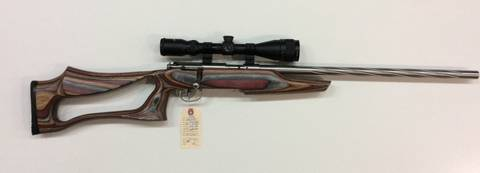Savage MKII BSEV 22LR Bolt Action Rifle