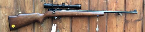 Stirling 14P .22LR Scoped Bolt Action Rifle