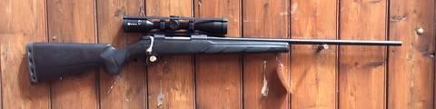 Tikka T3 .300WSM Scoped Bolt Action Rifle