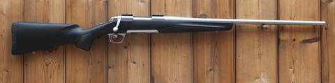 Browning X-Bolt Stainless Stalker 325WSM Rifle