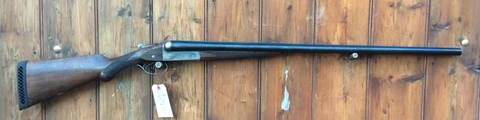W.W Greener Empire 12Ga Side x Side Shotgun
