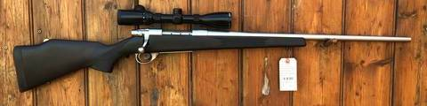 Weatherby Vanguard .30-06Sprg Scoped Bolt Action Rifle