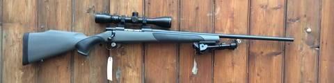 Weatherby Vanguard S2 .243Win Scoped Rifle
