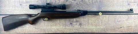 Weihraugh HW50 .177Air Scope Air Rifle