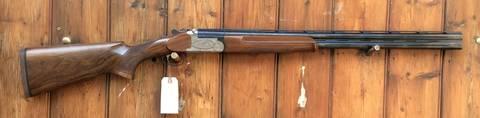 Zabala XL90 12GA Under & Over Shotgun