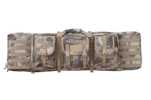 Allen 42+quot Patrol Double Rifle Case ATAC