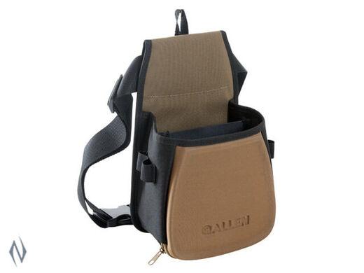 Allen Eliminator Double Shotshell Bag With Belt