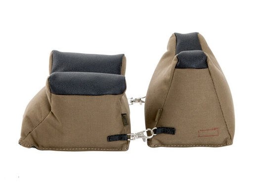Allen Front and Rear Combo Shooting Rest Filled
