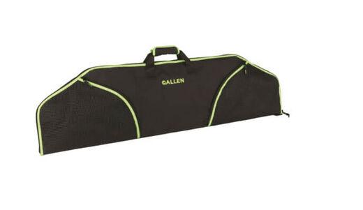 Allen Recurve Bow 46+quot Case   Black  Green