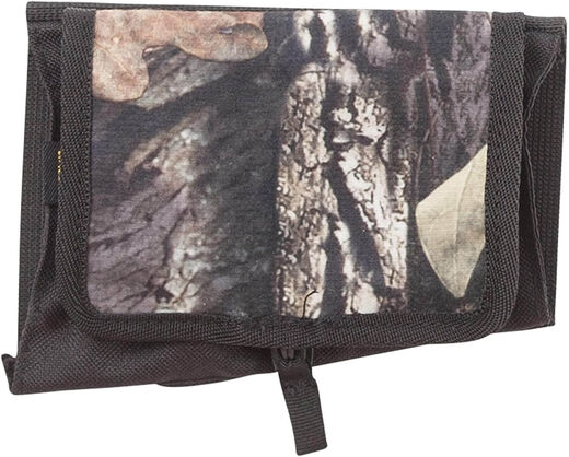 Allen Rifle Cartridge Holder With Cover   Mossy Oak Break Up Country