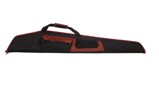 Allen Uncompahgre 52+quot Shotgun Bag   Black  Red