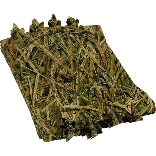 Allen Vanish 3D Leafy Omnitex 12ftx56+quot Mossy Oak Shadowgrass Blades