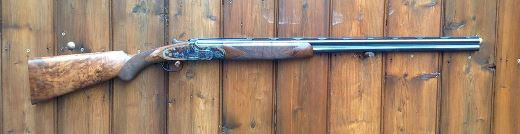 As New Webley + Scott 3020 20ga shotgun