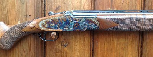 As New Webley + Scott 3020 20ga shotgun